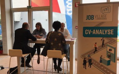 QJobs analyseert je cv in Gent
